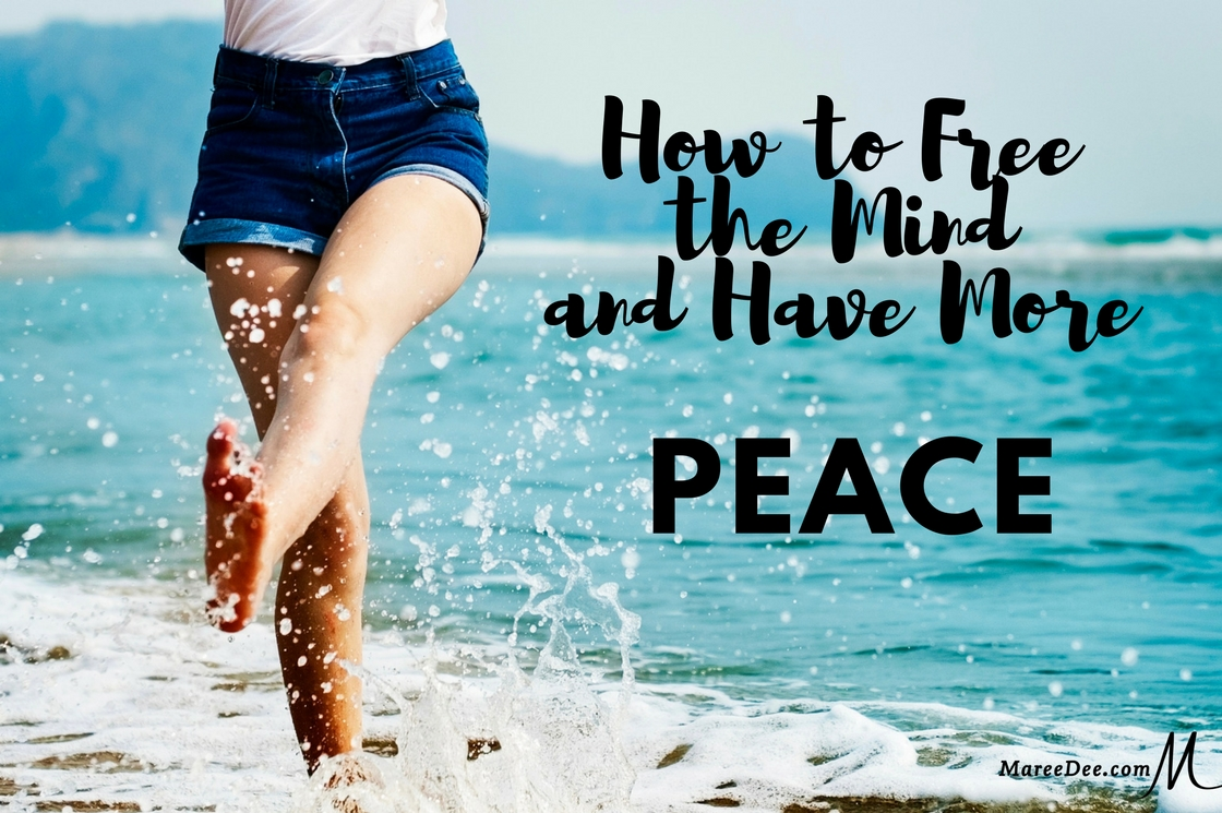 When was the last time you felt free? Where you allowed your mind to take an uninterrupted break and just be in the present moment?