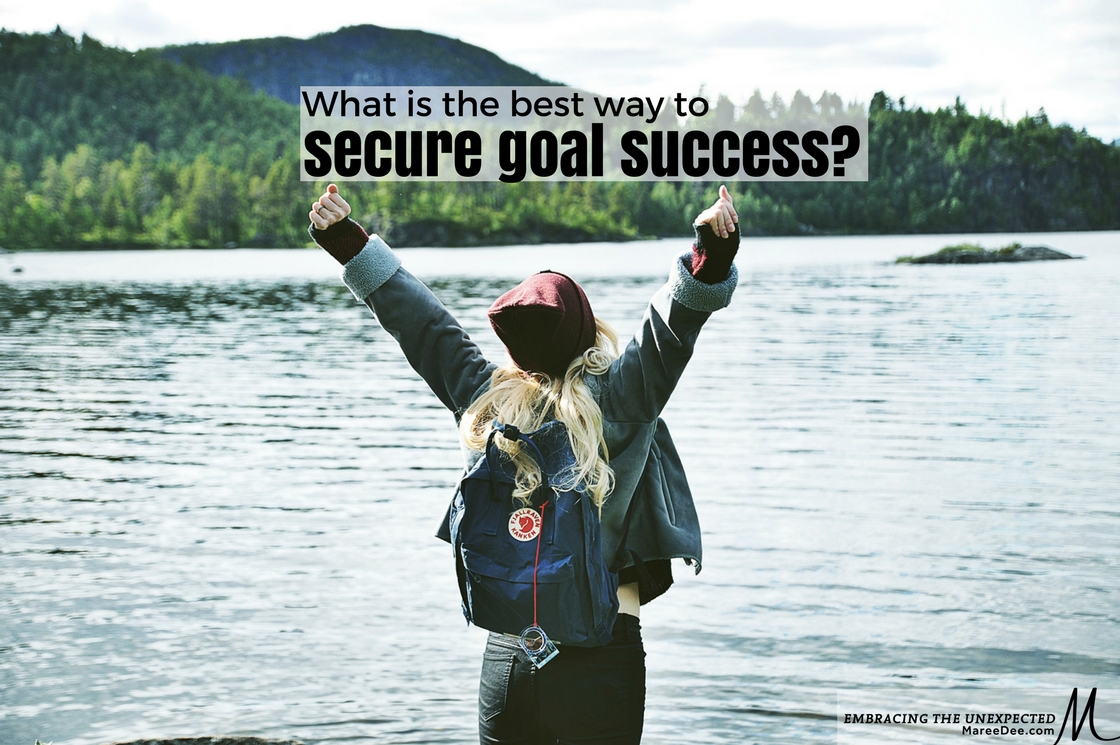 Do you love setting goals but despise making New Years Resolutions? If so you are not alone, and it is okay. However, if you skip it all together, you might be missing an excellent opportunity for growth. So it got me wondering, what is the best way to secure our goal success?